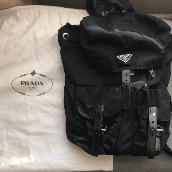 059268ee4a7c Black Prada Backpack. M_5b4d53a8aa8770e2dadce979